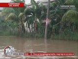 Northern Mindanao flooded due to 'Auring'