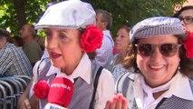 Madrid celebra su día grande en honor a la Virgen de la Paloma