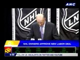 20130110_NHL owners approve new labor deal