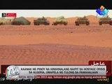 Kin of Pinoy hostages in Algeria seek gov't aid
