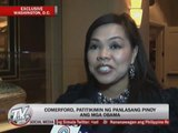 EXCL: Chef cooks up Pinoy food for Obama inauguration