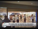 Security tightened after mall heist
