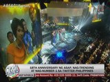 'ASAP' celebrates 18th anniversary
