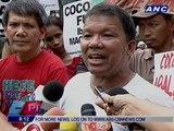 Activists storm NAPC office, clash with cops