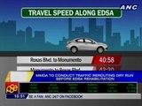 MMDA to conduct traffic rerouting dry run before EDSA rehabilitation