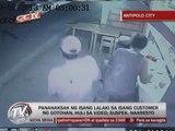 Antipolo stabbing caught on CCTV camera