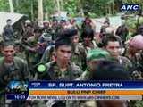 Sulu PNP: 8 MNLF fighters, 13 Abu Sayyaf members killed in clashes