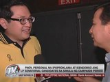 LP banking on PNoy support; UNA relying on veteran pols