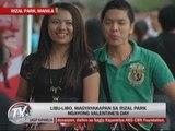 Thousands join 'Yakapalooza' at Rizal Park