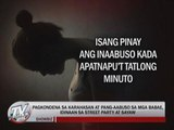 'One Billion Rising' dance event held in QC