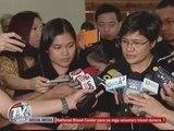 Ortega kin, supporters worried over witness' death