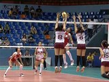 UP vs UE Game Highlights