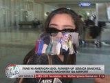 Jessica Sanchez returns to Manila for concert