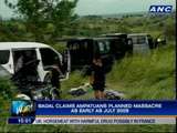 Badal turns state witness in Maguindanao massacre case