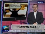 Teditorial: How to Rule