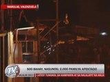 Valenzuela fire hits 500 houses