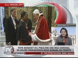 Papacy of Benedict XVI nears end