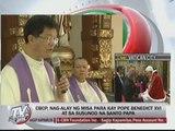 CBCP: Cardinal Tagle can be next pope