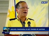 Aquino distracted by events in Sabah during campaign sortie