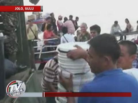 Condition of Pinoys returning from Sabah alarms CHR
