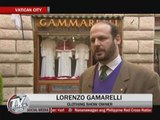 Vatican fashion: A look into papal wardrobe