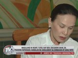 Heart stands by Chiz despite parents' objections