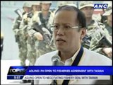 PNoy- Philippines open to fisheries talks