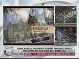Churches abound in Manila for Visita Iglesia