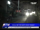 Philippines joins Earth Hour 2013