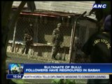 Sultanate of Sulu: Followers have regrouped in Sabah