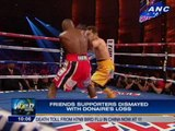 Donaire's friends and supporters dismayed with title loss