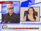 Marc Logan reports: Willie Nep as Erap, Lim
