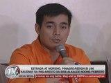 Erap, Isko call for Lim's resignation