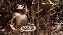 Au Sénégal, des vélos recyclés en oeuvre d'art