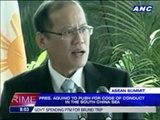 Aquino in Brunei for ASEAN Summit