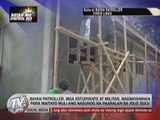 Bayan Patrollers build classroom in Jolo