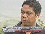 Body of Rizal 'trash slide' victim, recovered