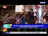 Bayern advance to Champions League final