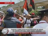 More than 10 hurt in Quezon City demolition riot
