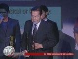 Kapamilya stars win in Golden Dove Awards