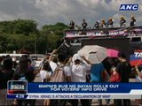 BMPM's 'Bus ng Bayan' rolls out for voters' info drivers