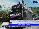 ABS-CBN's Bayan mo, I-Patrol mo launches 'Bus ng Bayan'