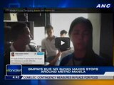 BMPM's 'Bus ng Bayan' makes stops around Metro Manila