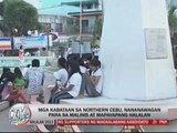 Youth groups in Cebu rally for peaceful polls