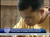 pamilyaonguard-VOTERS TOLD HOW TO AVOID ILLNESS IN CROWDED PRECINCTS