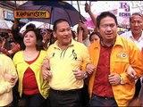 Political clash in Caloocan