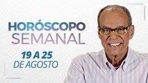 Horóscopo semanal de 19 a 25 de Agosto de 2019 | João Bidu