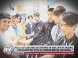 15 Taiwanese face raps for attacking Pinoys