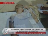 CCTV footage leads to arrest of robber in Mandaluyong