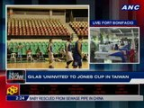 Gilas 'uninvited' to Jones Cup in Taiwan